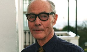 Peter O'Donnell (photo: The Guardian)