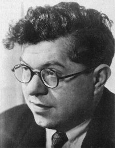 Fred Hoyle - he invented the Big Bang theory