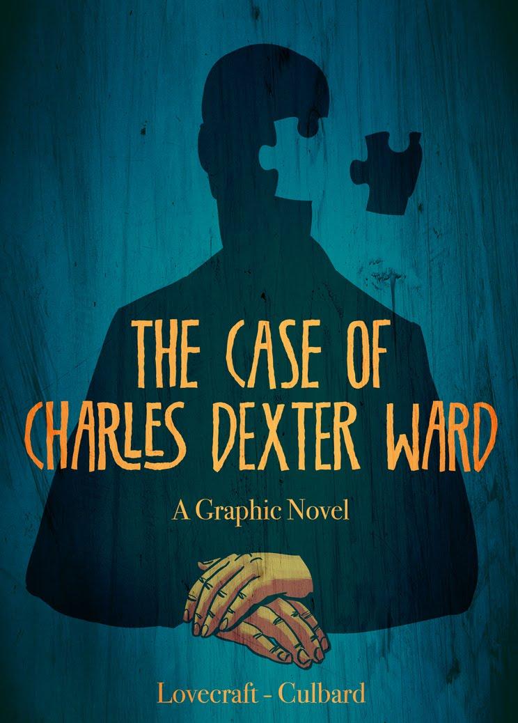 the graphic novel by I N J Culbard