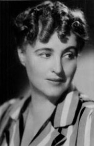 Margery Allingham and her phenomenal pincurls