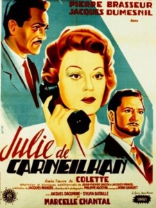 Another poster for the 1950 film, with a stronger wartime feel