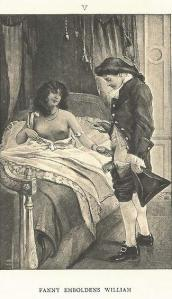 the celebrated and 18thC Fanny Hill