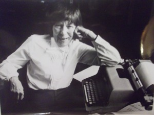 Helene Hanff in her later years