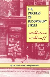 the sequel to 84, Charing Cross Road, in which HH visits London and shows what a demanding, prickly and emotional person she was