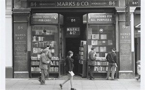 Marks & Co in 1969. It's now a restaurant.
