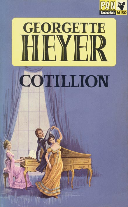 Breathlessly whirling with Georgette Heyer's Cotillion – Kate Macdonald