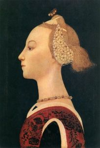 Antonia Uccello, by Paolo Uccello