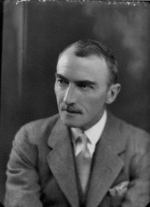 Dornford Yates by Bassano, 18 February 1935 copyright The National Portrait Gallery
