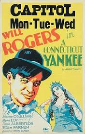 Will Rogers and Maureen O'Sullivan? Much better.