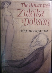 the copy I was given for my 21st birthday, by a rather lovely young man called Max (as it happened)