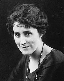 Winifred Ashton, writing as Clemence Dane
