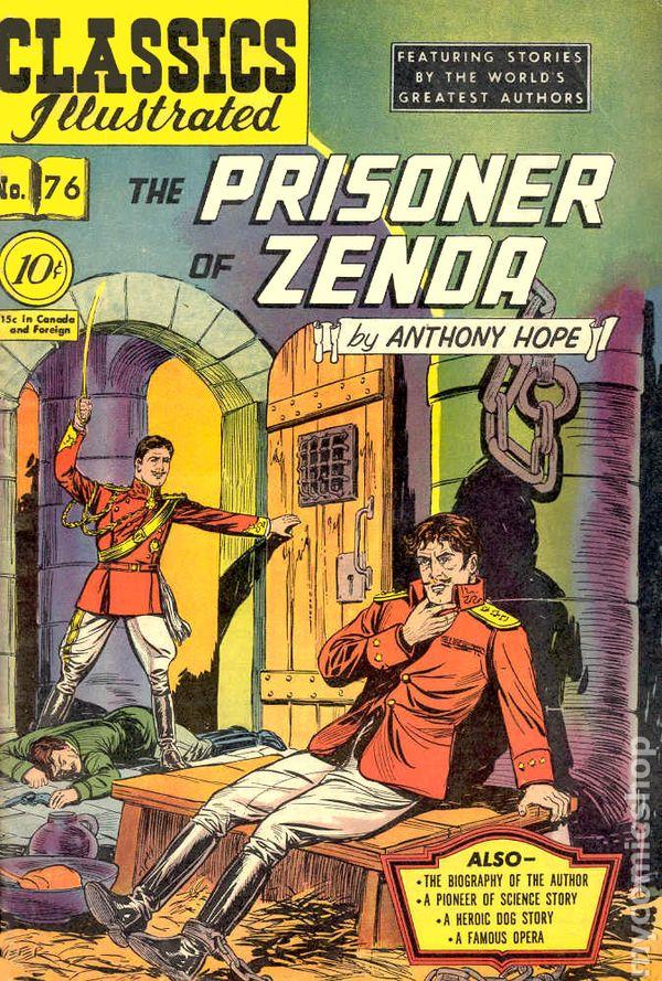 The Prisoner of Zenda (Ruritania)