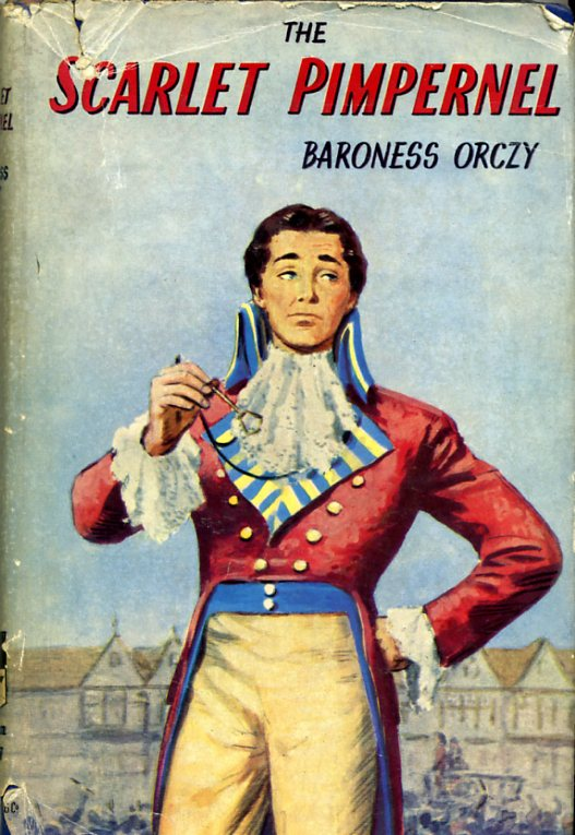 An analysis of the terrorized paris in 19th century in the novel the scarlet pimpernel by emma orczy
