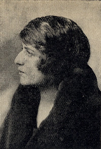 Rachel Ferguson in the 1930s