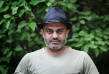 Hassan Blasim by Ahmed Al-Nawas