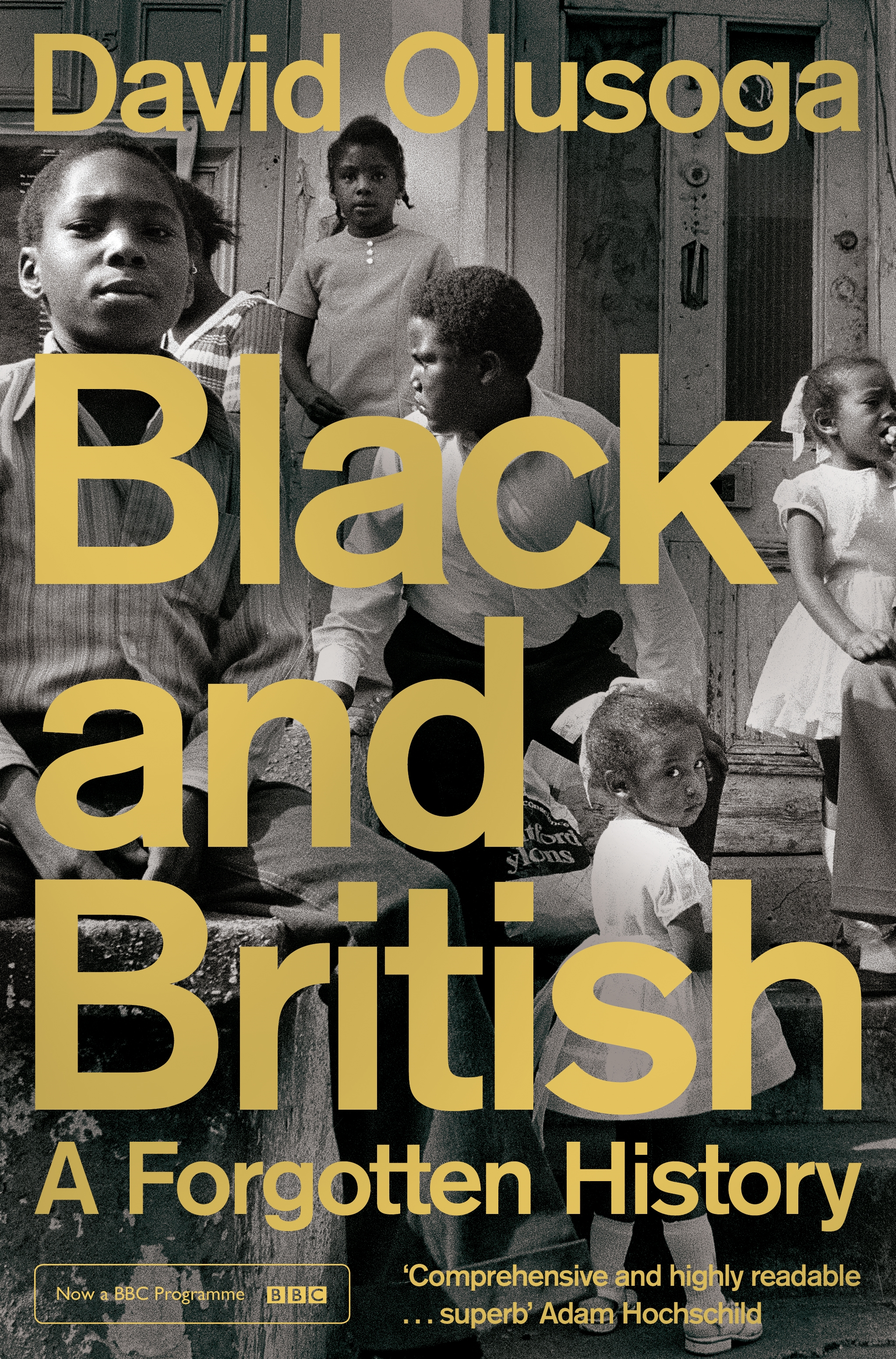David Olusoga, Black and British – Kate Macdonald